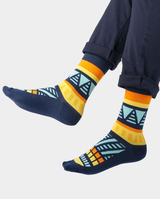 From Dusk Till Dawn kojinės, ant koju kvepiančios spalvotos kojinės, OhSox