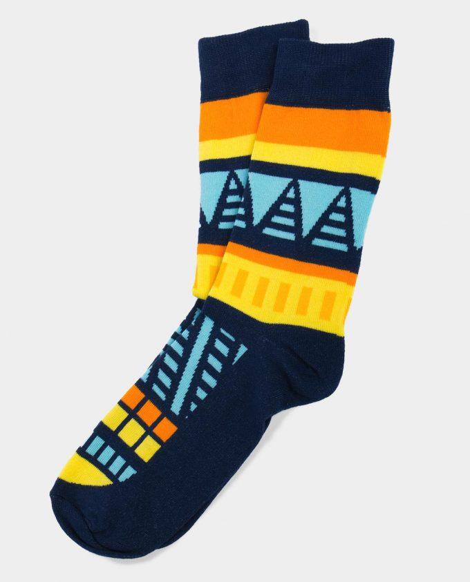 Oh Sox, spalvotos kojinės, raštuotos kojinės, From Dusk Till Dawn